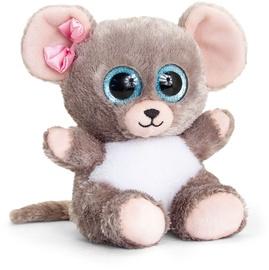 Плюшевая игрушка Keel Toys Animotsu Mouse, 15 см