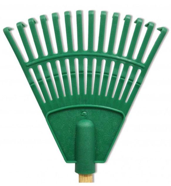 Hortus Rake 20cm Green
