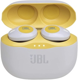 JBL Tune 120TWS Yellow