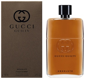 Gucci Guilty Absolute Pour Homme 90ml After Shave Lotion