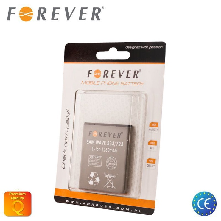 Forever Samsung EB494353VU Analog Battery 1250mAh