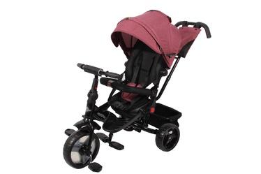 Детский велосипед Madej Super Trike XG7236-1-3, черный/красный, 12″