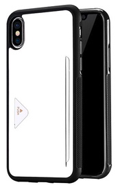 Dux Ducis Pocard Series Premium Back Case For Apple iPhone X White