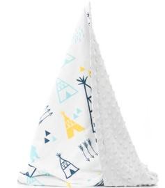Gultas veļas komplekts bērniem Fillikid Tipi, daudzkrāsains
