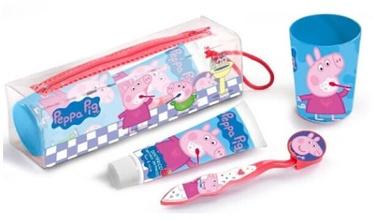 Детский косметический набор Cartoon Peppa Pig, 4 шт.