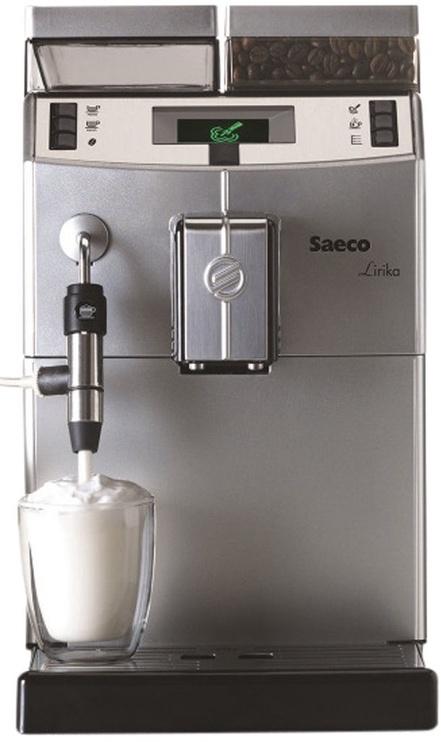 Kafijas automāts Philips Saeco Lirika Silver Plus RI9841/01