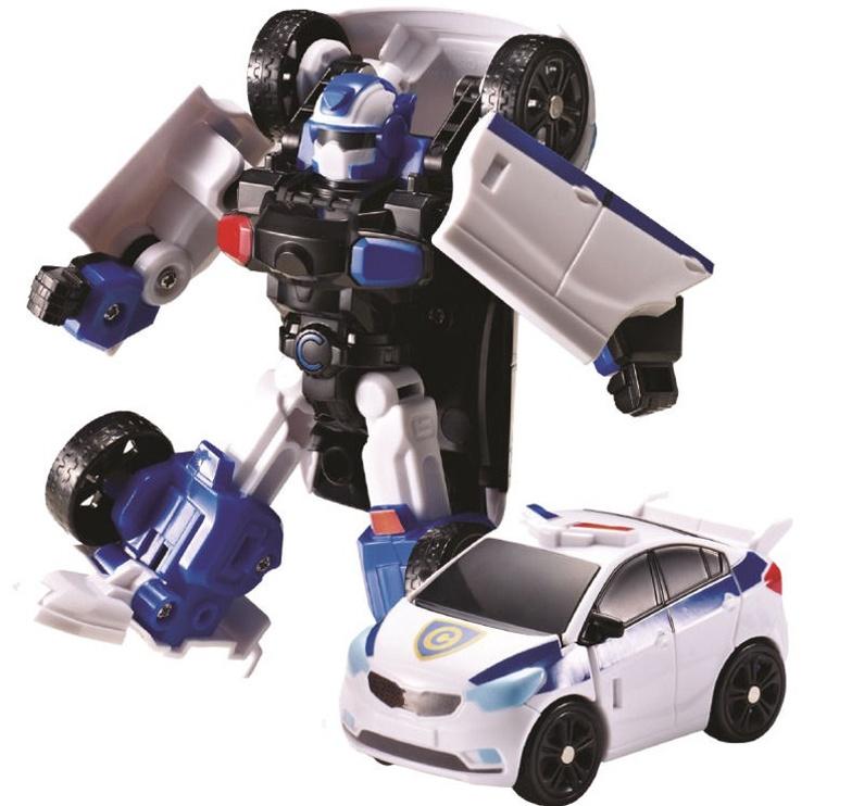 Rotaļlieta transformeris Young Toys Mini Tobot C