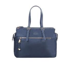 Ручная сумка Samsonite, синий, 14.1″