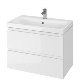 Шкаф для ванной Cersanit Moduo 80 White