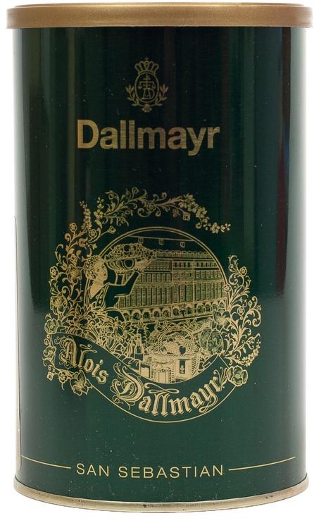 Malta kafja Dallmayr San Sebastian In Box, 0.25 kg