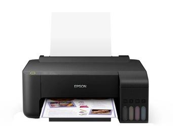 Струйный принтер Epson EcoTank L1110, цветной