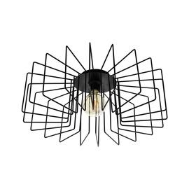 Gaismeklis Eglo Tremedal 98507 Ceiling Lamp 28W E27 Black