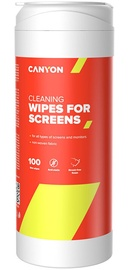 Салфетки Canyon Cleaning Wipes for Screens