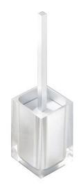 Gedy Rainbow Toilet Brush White