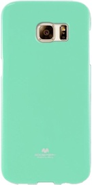 Mercury Jelly Back Case For Samsung Galaxy S6 Edge Mint