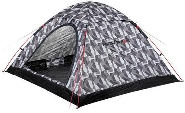 4-местная палатка High Peak Monodome, серый