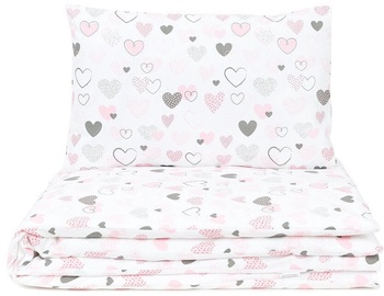 MamoTato Bedding Set Hearts 2pcs