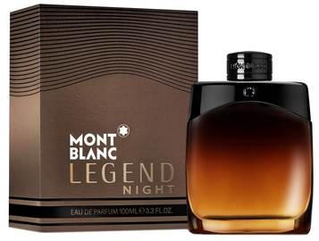 Parfimērijas ūdens Mont Blanc Legend Night, 100 ml, EDP