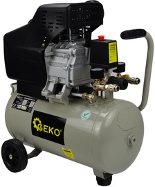 Geko G80301 Oil Compressor 50l 8bar 210l/min