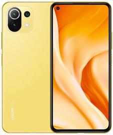 Mobilais telefons Xiaomi Mi 11 Lite, dzeltena, 8GB/128GB