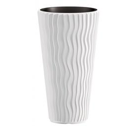 Prosperplast Indoor Plant Pot 29.7x53.1cm White
