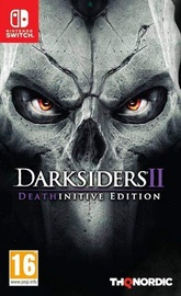 Nintendo Switch spēle Darksiders II: Deathinitive Edition SWITCH