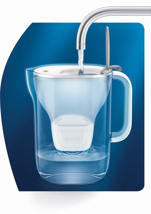 Ūdens filtrēšanas trauks Brita Style, 3.6 l, pelēka