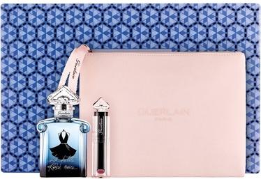 Guerlain La Petite Robe Noire Intense 50ml EDP + Deliciously Shiny Lip Colour 2.8g 68 + Bag