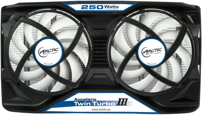 Arctic Cooling TwinTurbo III DCACO-V820001-GBA01