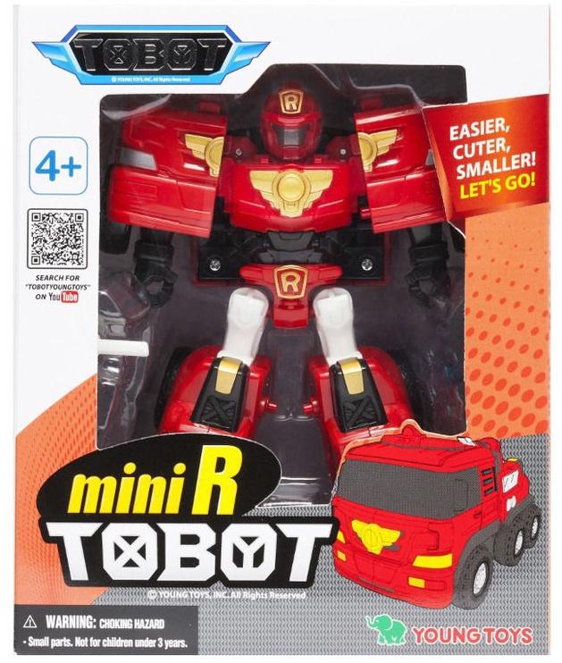 Interaktīva rotaļlieta Young Toys Mini Tobot R