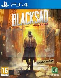PlayStation 4 (PS4) spēle Blacksad: Under the Skin Limited Edition PS4