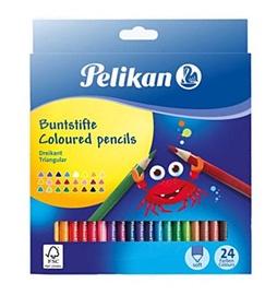 Pelikan Pencils Triangular Colourful 700122