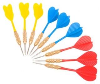 Harrows Fun Darts Steeltip 9pcs