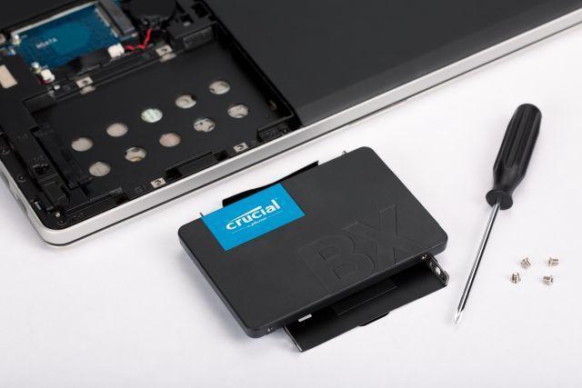 Crucial BX500 SSD 240GB CT240BX500SSD1