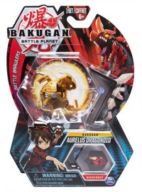 Spin Master Bakugan Battle Plnet Basic Ball Pack 6045148 Assort