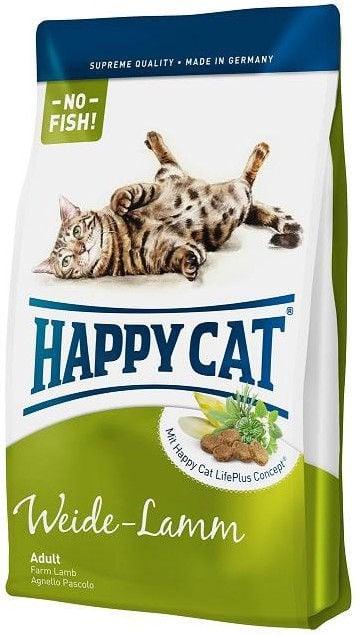 Happy Cat Adult Meadow Lamb 1.4kg