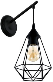 Светильник Verners Tarbes Wall Lamp 60W E27 Black