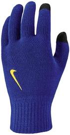 Перчатки Nike Knit Grip N0003510421, синий, L