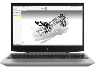 HP ZBook 15v G5 Silver 4QH20EA#ABB