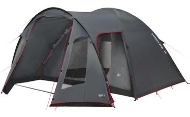 4-местная палатка High Peak Tessin 4 10222, серый