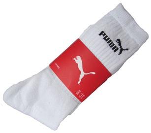 Puma Long Socks 7308300 White 3 Pack 35-38