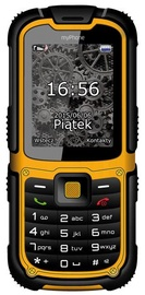 MyPhone Hammer 2 Dual Orange/Black