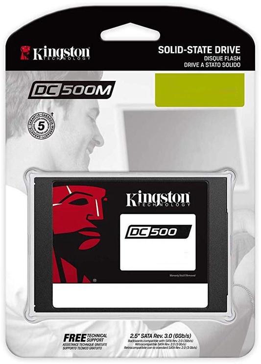 "Kingston SEDC500R SSD 2.5"" SATAIII 480GB"