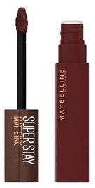 Lūpu krāsa Maybelline SuperStay Matte Ink Coffee Edition Mocha Inventor, 5 ml
