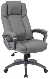 Home4you Office Chair Howard Grey