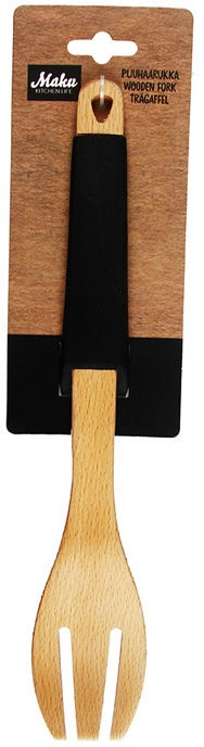 Maku Wooden Fork 32cm
