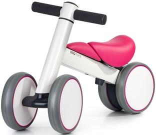 Балансирующий велосипед EcoToys Mini Bike Walker, розовый, 6″