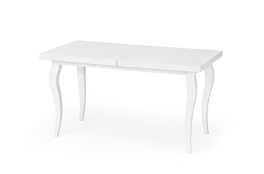 Обеденный стол Halmar Mozart White, 1400 - 1800x800x750 мм
