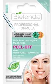 Bielenda Deep-Cleansing Peel-Off Mask 2 x 5g