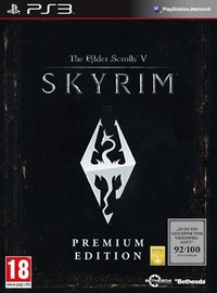 Elder Scrolls V: Skyrim Premium Edition PS3